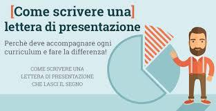 Come Stendere Una Lettera Di Presentazione Informagiovani Vicenza