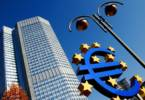 20070308 - ROMA -  TASSI: BCE RIALZA DI 0,25 A 3,75% Una immagine di archivio della sede centrale della Bce a Francoforte. ARCHIVIO /ANSA /JI